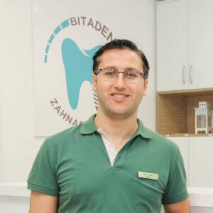 Zahnarzt Tarek Al Hraki M.Sc, M.Sc.
